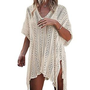 Beachy vibes coverup